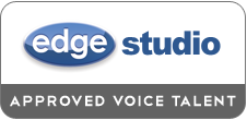 Edge Studio Approved Voice Talent